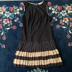 Loft Drop Waist Dress
